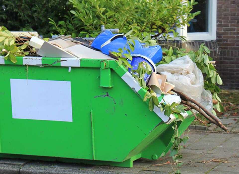 Waste bin Melbourne